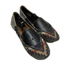 Women's Lucky Brand Emmie Ballet Flats Geometric Aztec Tribal Print  Est... - $22.72