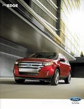 2013 Ford EDGE sales brochure catalog US 13 SE SEL Sport Limited - $7.00