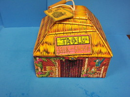 Vintage 1960's Ideal Toy Uneeda Wishnik Troll Stik-Shack 2 Story Tree Ho... - $49.99
