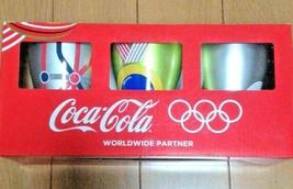 Coca-Cola Original 2016  Rio Olympic Aluminum Tumbler - $30.00