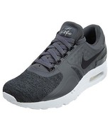 Nike Mens Air Max Zero SE Sneakers Grey/White 918232-001 - $120.00