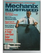 Mechanix Illustrated - December 1977 - Low-Cost Solar Collector, Cab-Und... - $1.72