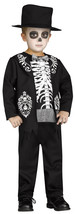 Skeleton , Kid's | Toddlers Costume , 3T-4T , Free Shipping - $40.00