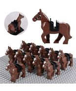 11pcs/set The Lord Of The Rings Cavalry War horse Battle horse Army Mini... - $29.99
