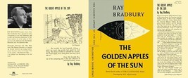 Ray Bradbury GOLDEN APPLES OF THE SUN facsimile dust jacket for first ed... - $21.56