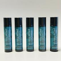 5 Bath & Body Works Aromatherapy Stress Relief Eucalyptus Spearmint Lip Balm New - $32.62