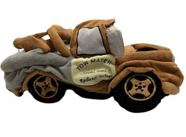 "Disney Pixar Cars Tow Mater 15"" Microbead Plush Pillow Toy Stuffed Tow T... - $25.74"