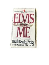 Elvis and Me by Sandra Jarmon and Priscilla Presley (1986, Paperback) - $4.90