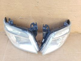08-11 Mercury Mariner Headlight Lamp Matching Set Pair L&R - POLISHED image 5