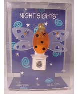 Night Sights Lady Bug Automatic On/Off Night Light  New in the Box - $19.99