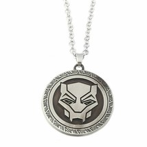 The Avengers Black Panther Necklace Pendant Choker Birthday Gift Fashion... - $2.78