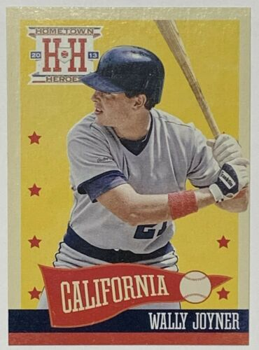 Primary image for 2013 Panini Hometown Heroes #212 Wally Joyner Baseball Card