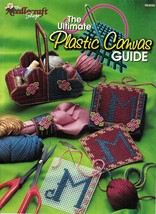Ultimate Beginners Instruction Plastic Canvas Guide Needlecraft Pattern Book - $13.99