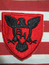 Us Army Wwii 86TH Infantry Division Color Ssi Patch C/E - $7.00