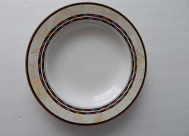 Sasaki Andalusia by Palms & Pomegranates Rimmed Soup Bowl Japanese China... - $9.85
