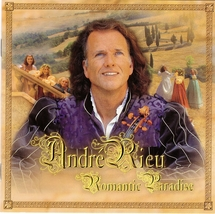 Andre Rieu CD Romantic Paradise - $1.99