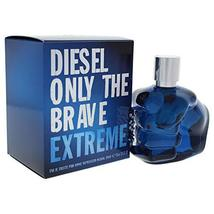 Diesel Only The Brave Extreme By Diesel for Men - 2.5 Oz Edt Spray, 2.5 Oz - $39.99