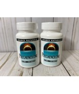 Lot Of 2-Source Naturals - Pregnenolone 10 mg. - 60 Tablet(s) Exp. 4-24 - $16.83