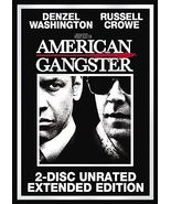 American Gangster (DVD, 2008, 2-Disc Set) - $7.00