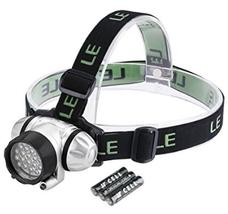 LE Headlamp LED, 4 Modes Headlight, Battery Pow... - $18.25