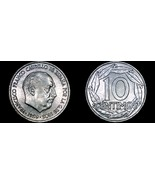 1959 Spanish 50 Centimos World Coin - Spain - €4,45 EUR