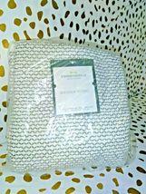 Dobby Terry Kitchen Towel Gray 18'' X 28'' - Threshold    - new !  STORE image 3