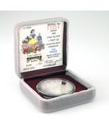"Rarities Mint Walt Disney 1 Oz. Silver Round w/ Box and CoA ""The Prince"" - $49.50"