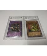 Yu-Gi-Ho # LOB-102, and LOB-78 Mint - $33.65