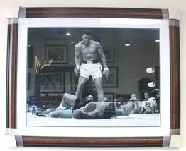 "Authentic Autographed Muhammad Ali Black & White 30"" x 40"" Photograph wi... - $2,961.71"