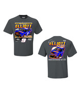 Chase Elliott #9 Chevy First Victory on a gray XXL Tee shirt - $24.00