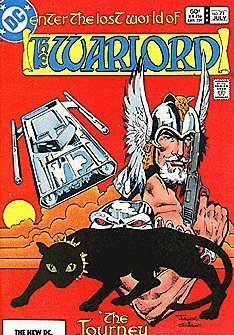 Warlord, Edition# 71 [Comic] [Jan 01, 1976] DC Comics