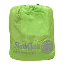 Ultimate Survival Technologies SlothCloth Hammock 1.0, Lime/Gray - $45.72