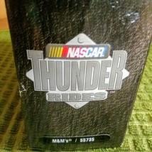 Hot Wheels Racing 2002 Mattel M&M's/55735 NASCAR #36 Ken Schrader Motorcycle Thu image 6