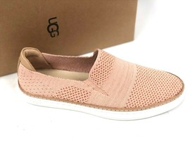 UGG Australia Sammy Metallic TROPICAL PEACH Slip On Shoe Casual Sneakers... - $79.99