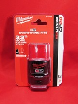 Milwaukee M12 Genuine 48-11-2420 12V 2.0AH 24WAH Red Lithium Lion Battery - New! - $35.51