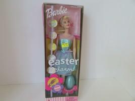 MATTEL 53365 BARBIE DOLL EASTER CHARM NEW IN BOX 2001 - $9.85