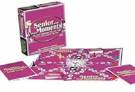 Senior Moments Board Game Family Party Memory new sealed Made in U.S.A. - $12.86