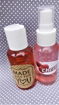cherry bath set, health and beauty, bath and body, cherry shower gel, cherry bod - $10.00
