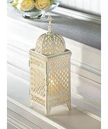 Wedding Centerpieces Tolbsplace Candleholders Lanterns Lot Of 4 Glamorou... - $43.76