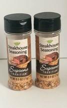 Supreme Tradition Steakhouse Seasoning 2.5 oz  set of 2 - $8.99