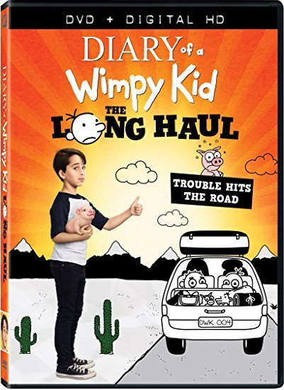 Diary of a Wimpy Kid: The Long Haul [DVD, 2017]