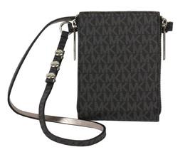 Michael Kors Women's MK Logo PVC Leather Purse Belt Fanny Pack Bag 552500 image 2