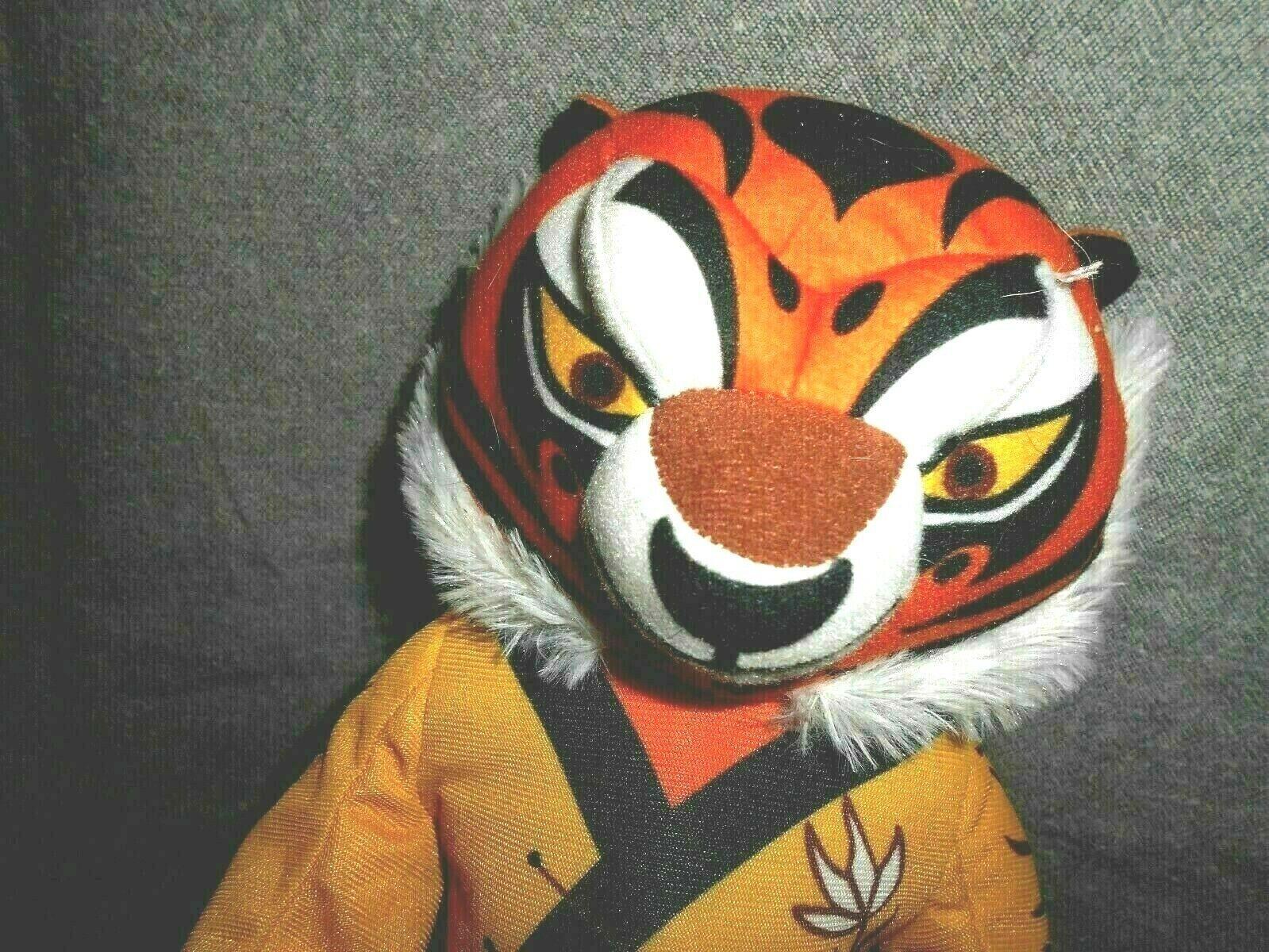 KUNG FU PANDA 3 MASTER TIGRESS STUFFED / PLUSH TOY