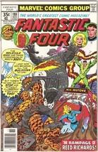 Fantastic Four Comic Book #188, Marvel Comics 1977 FINE+ - $7.14