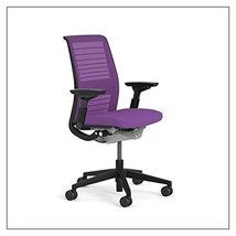 Steelcase Think Chair (R) - 3D Knit Back by Steelcase, 3D Knit Color = Concord;  - $764.00