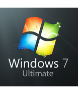 Windows 7 Ultimate 32bit 64bit Activation Key Instant Delivery - $24.95