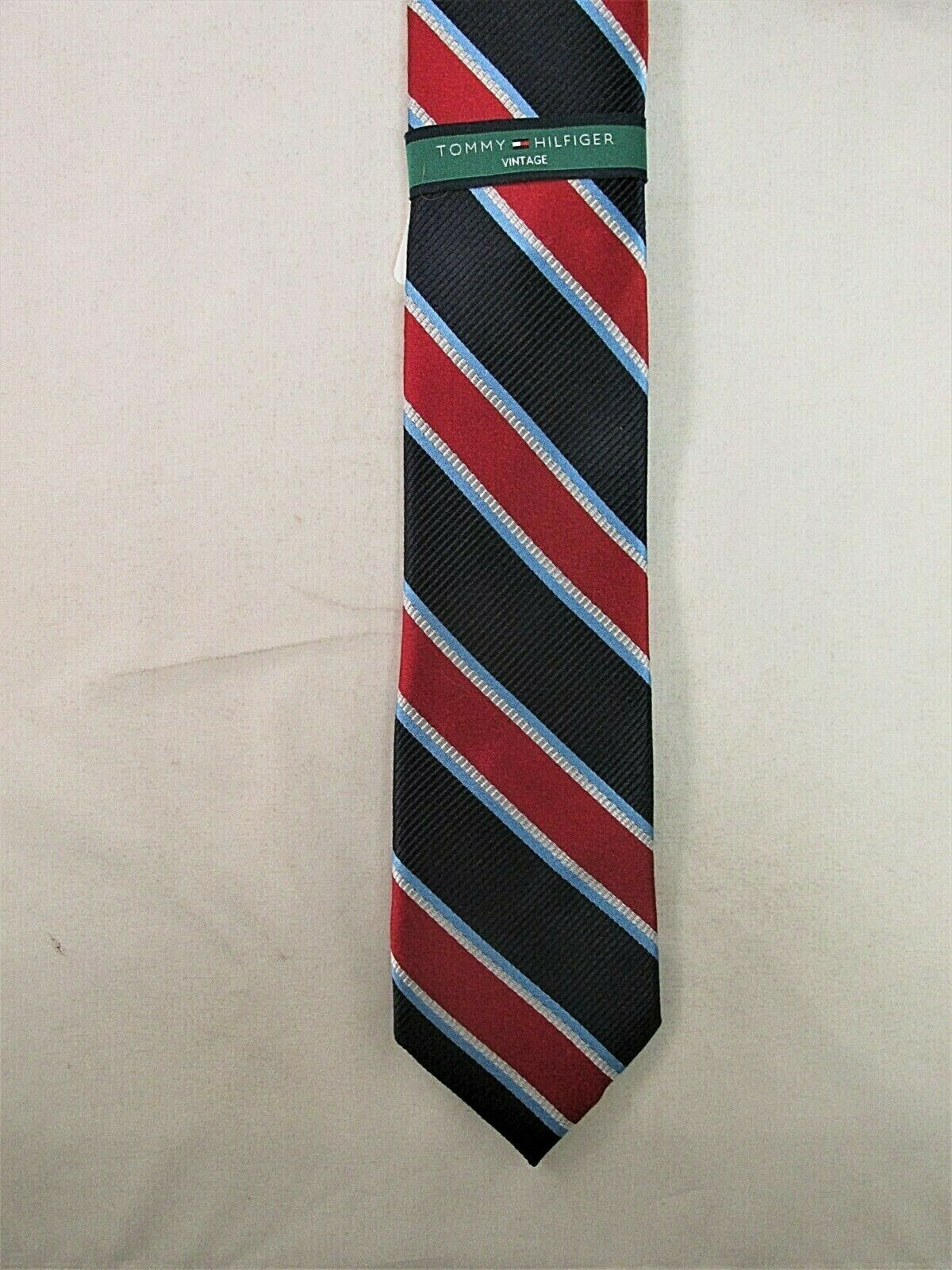 Primary image for Tommy Hilfiger Men's (NWT) Silk Tie