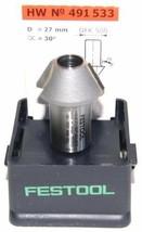 Festool 491533 HW Fasefräser 60-OFK (HW 60°-OFK 500) - $91.64