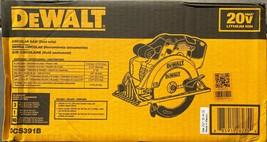 BRAND NEW IN BOX DEWALT 20V MAX Li-Ion 6-1/2 in. Circular Saw (Tool Only... - $90.09