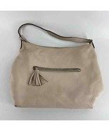 Kate Spade Cream Pebble Leather Hobo Shoulder Bag  - $75.00